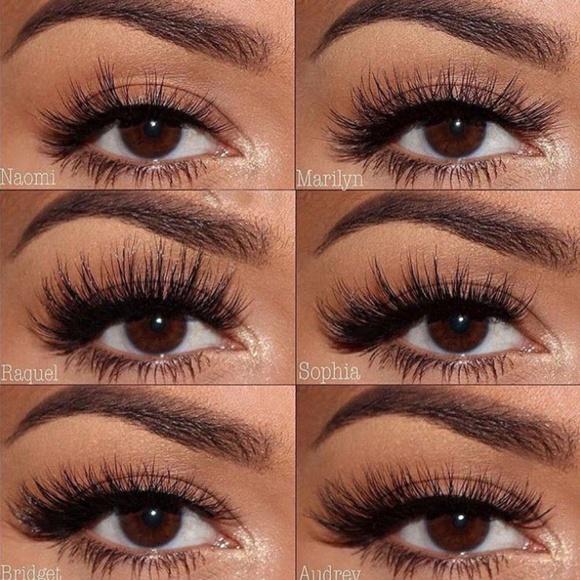 de30a7a8a0e HUDA BEAUTY Makeup | Eyelashes 9 Naomi | Poshmark